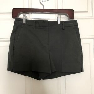 Theory Brown Dust Kasim Shorts Size 00